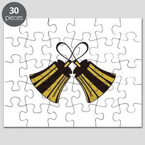 Crossed Handbells Puzzle