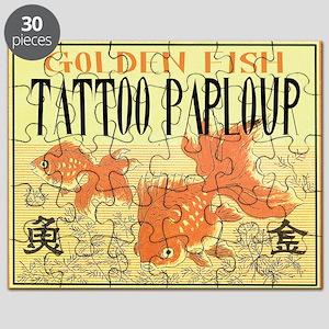 golden fish Puzzle