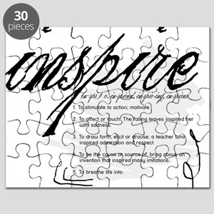 01inspireblack Puzzle