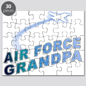 AIR FORCE GRANDPA Puzzle