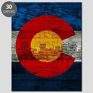 Colorado Flag Puzzle