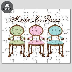 Made in paris Puzzle