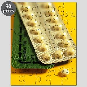 Oral contraception Puzzle