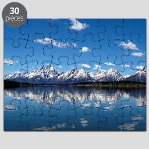 GRAND TETON - JACKSON LAKE Puzzle