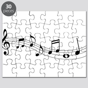 Music Notes Puzzle