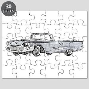1958 Thunderbird Puzzle