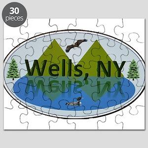 Wells, NY Puzzle