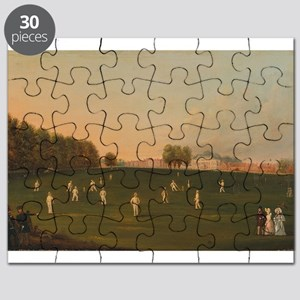 cricket art Puzzle