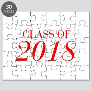 CLASS OF 2018-Bau red 501 Puzzle