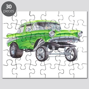 57 Green Gasser  Puzzle