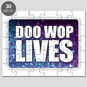 Doo Wop Lives Puzzle
