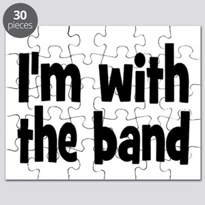 I'M WITH THE BAND Puzzle