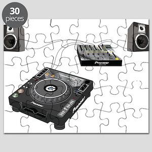 My CDJ Setup Puzzle