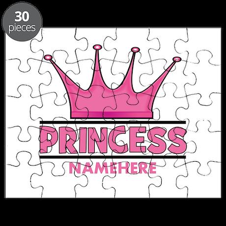 Custom Princess Puzzle