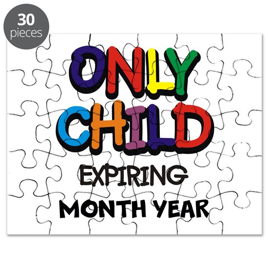 Only Child Expiring