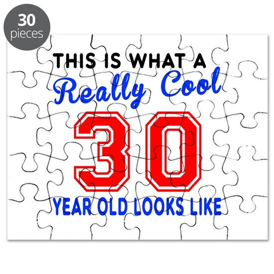 Really Cool 30 Birthday