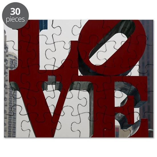LOVE Puzzle by Christine aka stine1 on Cafepress