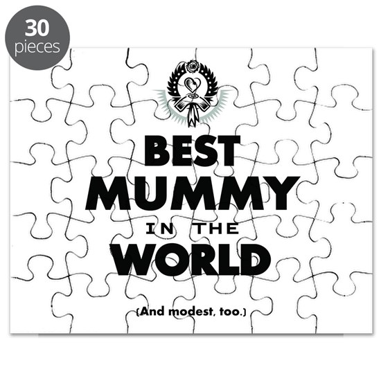 The Best in the World Best Mummy