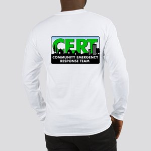 CERTDELCO Long Sleeve T-Shirt