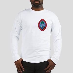Long Sleeve Guam T-Shirt