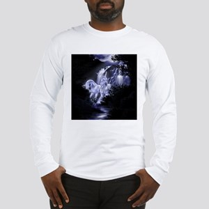 Midnight Walk Long Sleeve T-Shirt
