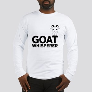 Goat Whisperer Long Sleeve T-Shirt