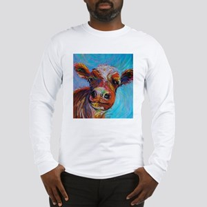 Bessie the Cow Long Sleeve T-Shirt