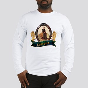 Lamont Clan Long Sleeve T-Shirt