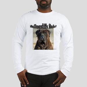 bullmastiffsrulearrow Long Sleeve T-Shirt