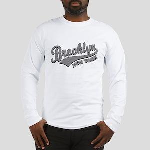 Classic Brooklyn  Long Sleeve T-Shirt