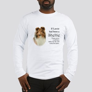 Timmy's Sheltie Long Sleeve T-Shirt