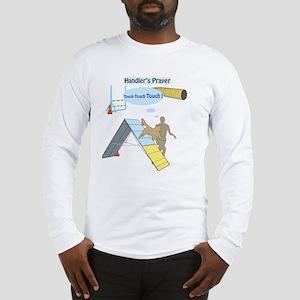 Handler's Prayer Long Sleeve T-Shirt