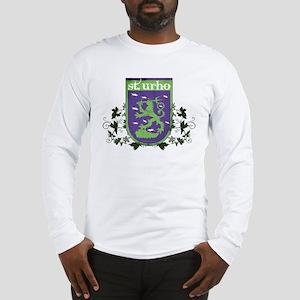 St. Urho Coat of Arms Long Sleeve T-Shirt
