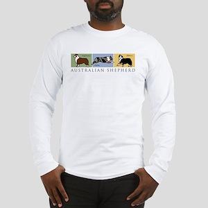 The Versatile Aussie Long Sleeve T-Shirt