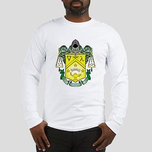 Crest Long Sleeve T-Shirt