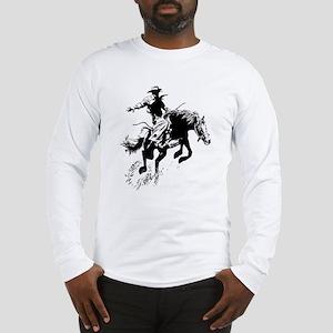 B/W Bronco Long Sleeve T-Shirt
