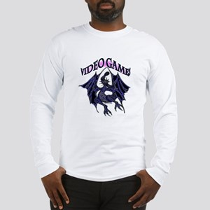 Video Games Fantasy Long Sleeve T-Shirt