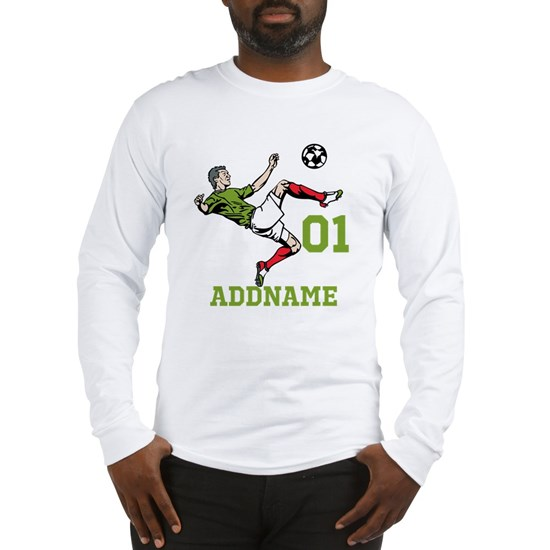 Customizable Soccer
