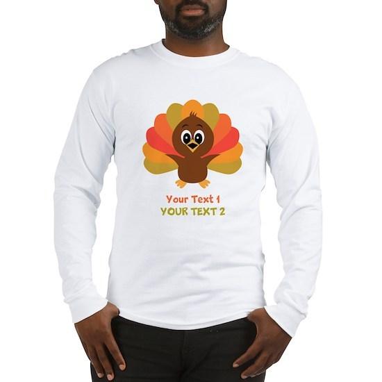 Personalize Little Turkey