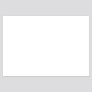 Team Winchester Supernatural 3.5 x 5 Flat Cards