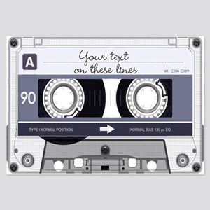 Cassette Tape Invitations And Announcements Cafepress