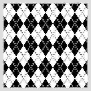 Basic Invitation-Square 5.25 x 5.25 Flat Cards