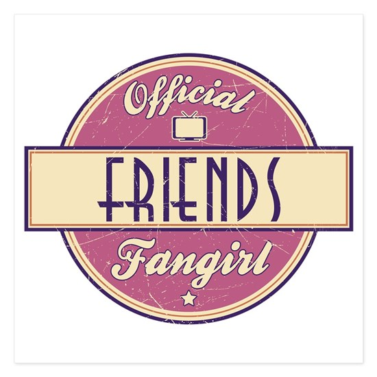 Official Friends Fangirl