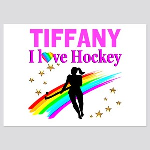 FIELD HOCKEY 5x7 Flat Cards