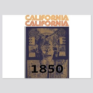 California History 5x7 Flat Cards