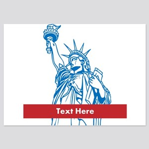 Custom Statue of Liberty Invitations