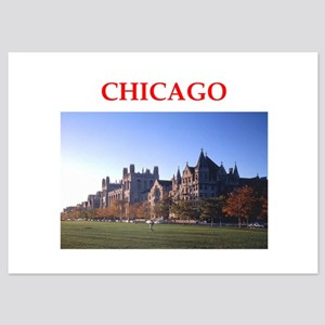 chicago 5x7 Flat Cards