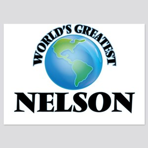 World's Greatest Nelson Invitations