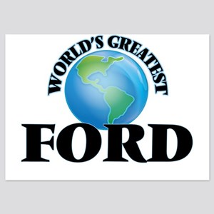 World's Greatest Ford Invitations