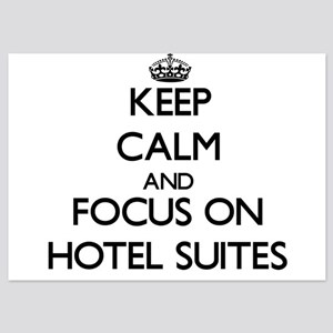 Keep Calm by focusing on Hotel Suites Invitations